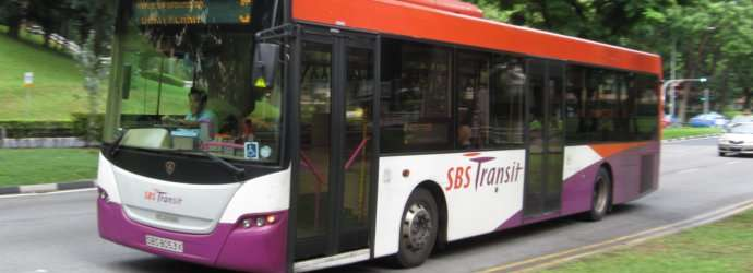 SG: Tenders for bus park at Changi