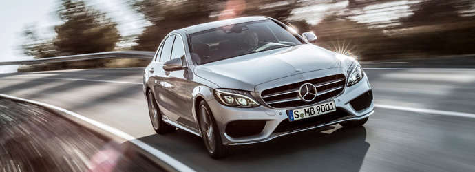 SG: New Mercedes-Benz C-class arrives!