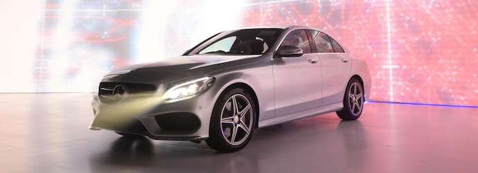 Singapore Welcomes The New Mercedes Benz C-Class in Sheer ...