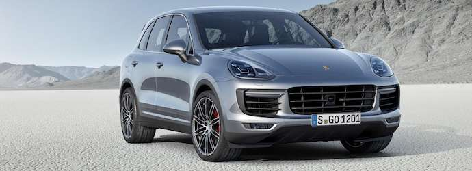 The New Porsche Cayenne underlines its status as sports car ...