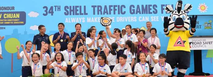 SG: Annual Shell Traffic Games To Demonstrate Dangers Of ...