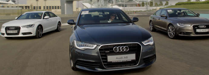First Impressions: Audi A6 3.0 TFSI quattro (A) Review