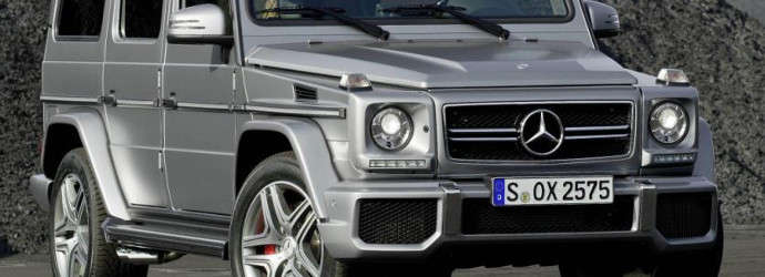 GER: Mercedes to retain shape for 2016 G Class