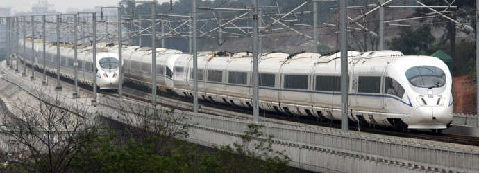 SG: 7 stations will be built for high speed rail