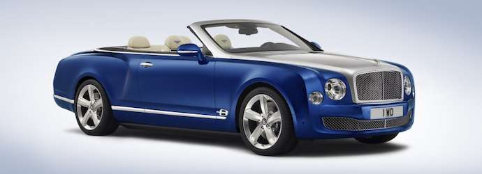 Introducing: Bentley's most sophisticated and elegant ...