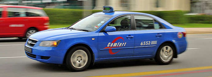 SG: More taxis after implementation of Taxi Availability ...