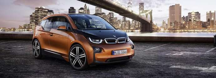 BMW i3 wins Green Car of the Year Award 2015