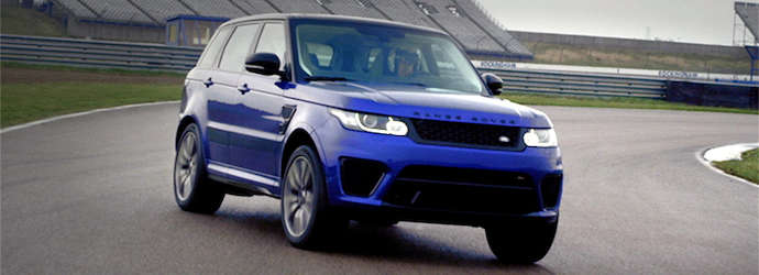VIDEO: New Film Shows Range Rover Sport SVR Tested To The ...