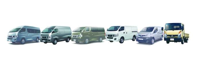SG: Nissan Continues To Be Number 1 Light Goods Vehicle ...