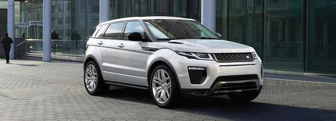 Introducing: The all-new Range Rover Evoque