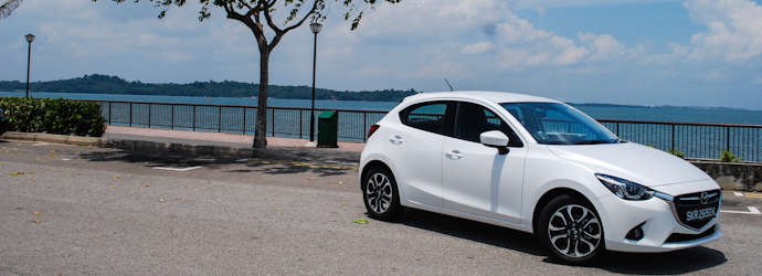 Mazda 2 1.5 (A) Review