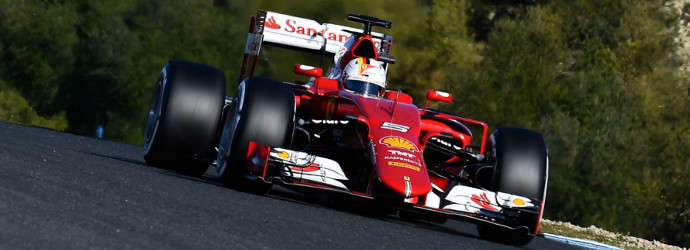 F1: Vettel wins as Mercedes falter