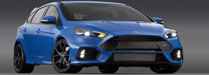 All-New Focus RS to Debut in New York With Exclusive New ...