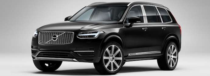 Volvo XC90 'Excellence' to be unveiled at Shanghai Auto ...