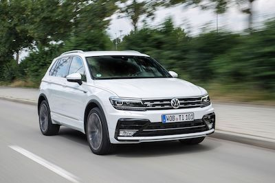 New at The Singapore Motorshow 2017 - Volkswagen Tiguan
