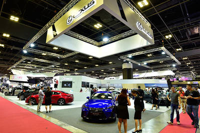 What to Expect at the Singapore Motorshow 2018