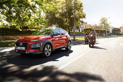The all-new Hyundai KONA