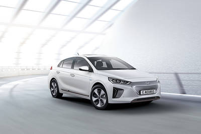Hyundai IONIQ Electric, the Future of E-Mobility.