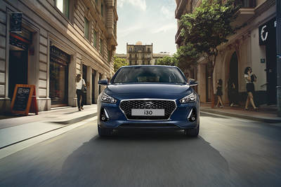 The New Generation Hyundai i30.
