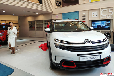 All-New 2019 Citroen C5 Aircross SUV - Progressive Hydraulic Cushions For A Magic Carpet Ride