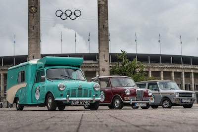 Classic Road Trip For Classic Cars Singapore Motoring News