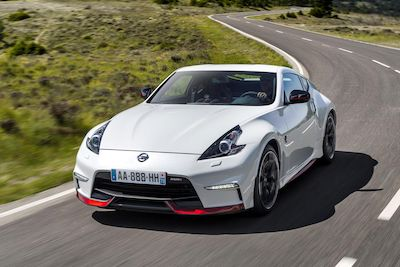 Nissan Releases A Fully Updated 370Z NISMO