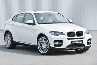 First image of Hamann's BMW X6 surfaces