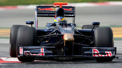Red Bull takes 1-2 at German Grand Prix