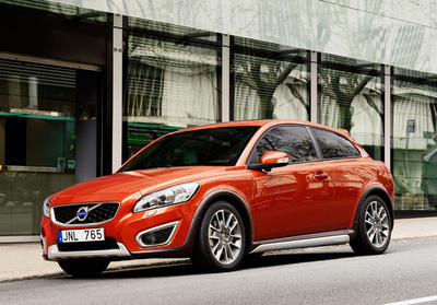 The new Volvo C30 SportsCoupe