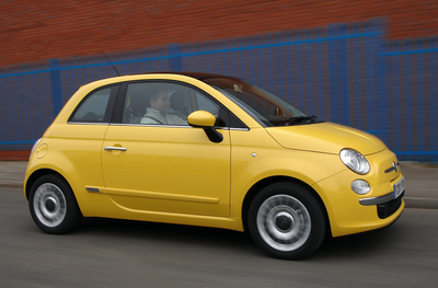 Fiat 500 Gets Into Business With City Car Title