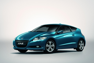Green News: Honda CR-Z Best Green Sports Car
