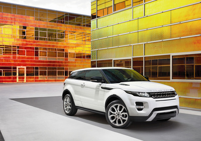 Range Rover Evoque - more details released