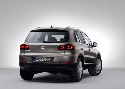 We Spy: Volkswagen Tiguan