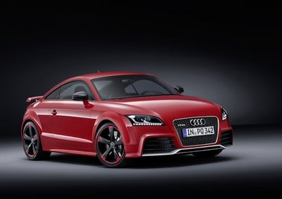 Improving An Impressive Car Audi Tt Rs Plus Singapore Motoring