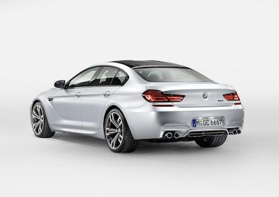 BMW M6 Grand Coup
