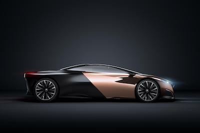 Peugeot Onyx Concept Wins International Automobile Festival Prize