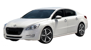 Peugeot 508 GT 2.2 HDi 200 4-dr