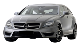 Mercedes-Benz CLS Shooting Brake CLS350 7G-Tronic (A)