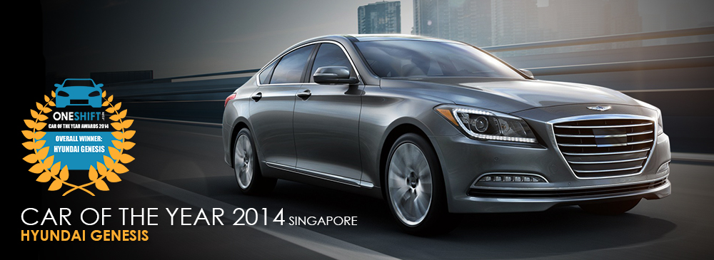 Car of the Year 2014 Singapore