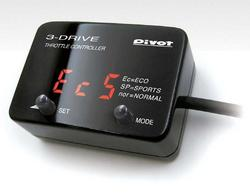 Pivot 3-Drive Throttle Controller