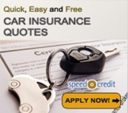 Speed Credit Car Insurance