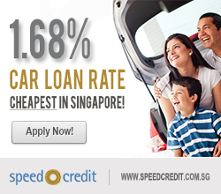 Speed Credit 1.68% Used Car Loan Promo Rate