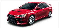 Mitsubishi Lancer Evolution<br />X 2.0 MIVEC Turbo GSR - Stylish Package