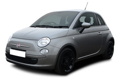 Fiat 500 1.2 Lounge Glass Roof