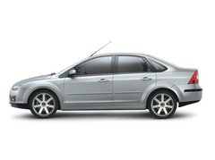 Ford Focus 4dr 1.6