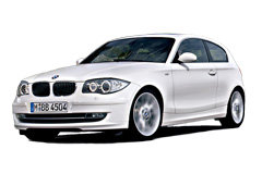 BMW 1 Series 130i 3-door hatch (A)
