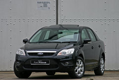 Ford Focus 1.6 4Dr (A)