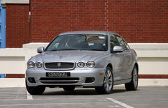 Jaguar X-type 2.0 V6 (A)