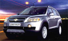 Chevrolet Captiva 2.0 AT VCDi Turbo Diesel (A)