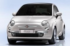 Fiat 500 1.4 Lounge Skydome